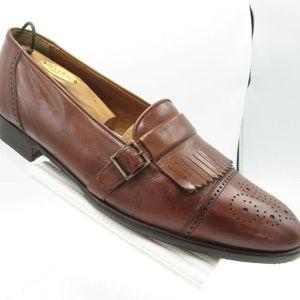 Bostonian Shoes - Bostonian Florentine Sz 11.5M Brown Loafer B6 B21